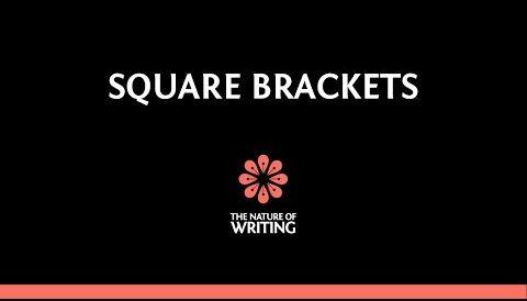 Square Brackets