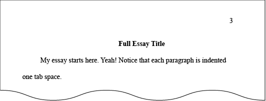 How long is too long for an essay title