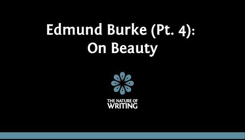 Edmund Burke on Beauty