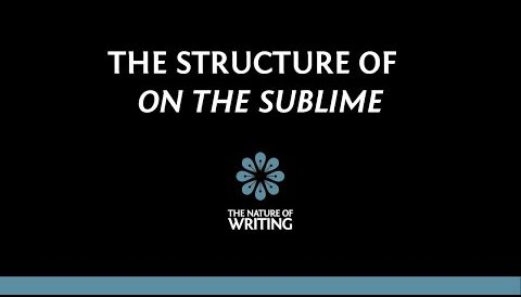 The Structure of Longinus' Essay On the Sublime